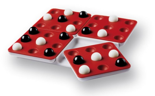 Pentago game board