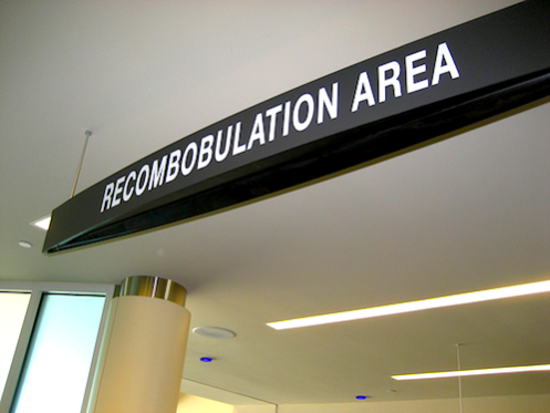 Recombobulation Area